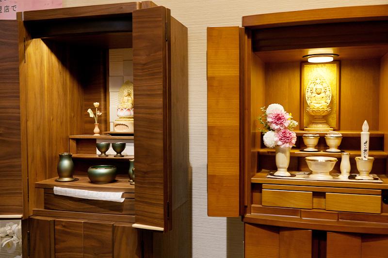 お仏壇・仏具の購入