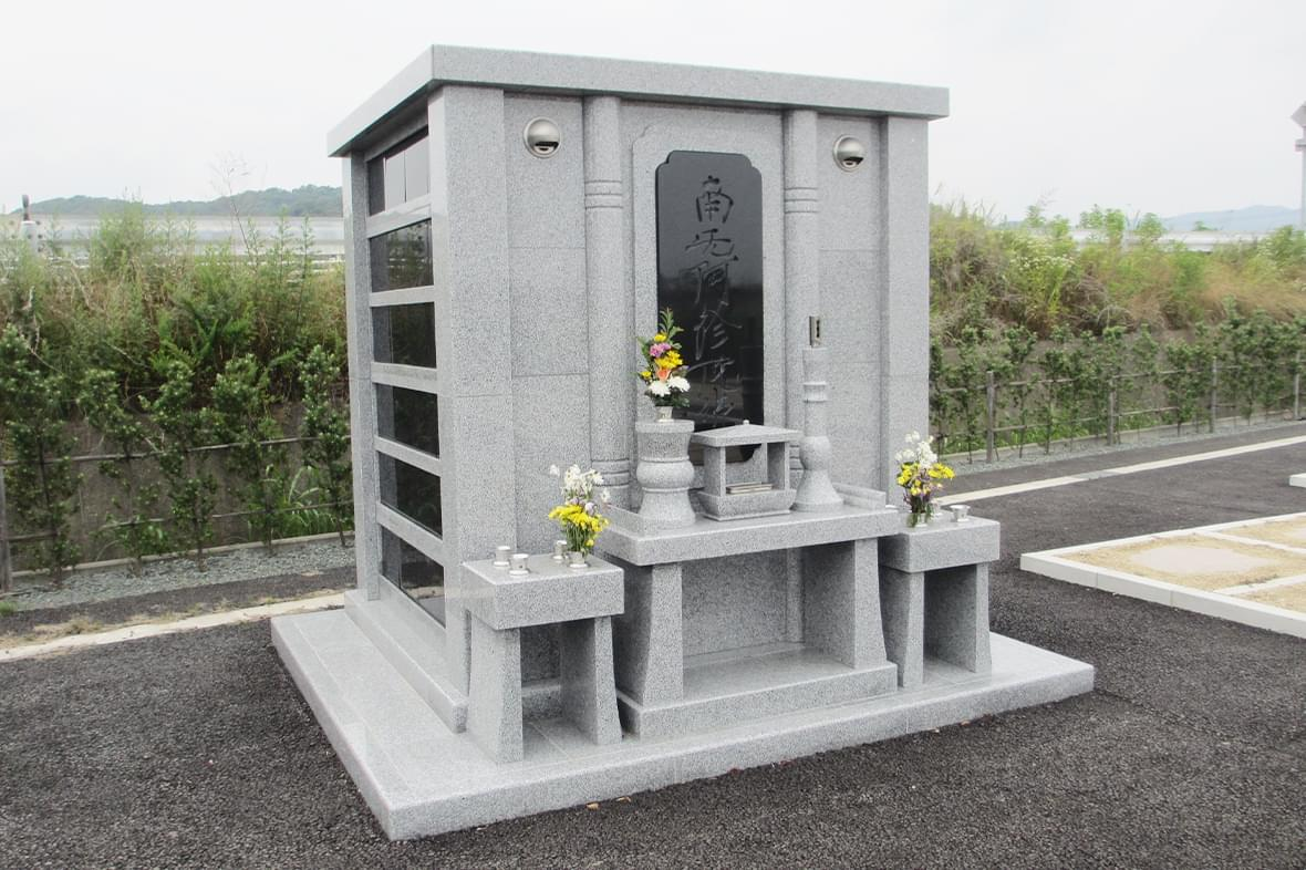 お墓はフルカラーの3Dイメージで無料のオーダーメイド設計