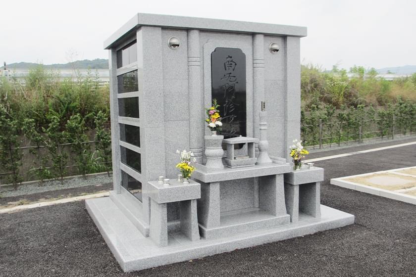 地元で信頼されて創業70余年、豊川市・東三河で豊富なお墓建立実績